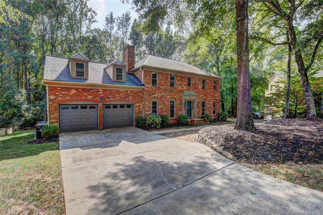 123 Pineridge Drive, Huntersville, NC 28078 (#3555903) :: Stephen Cooley Real Estate Group