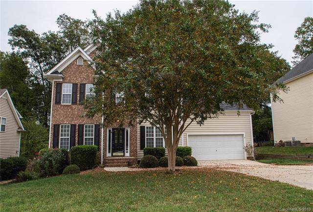 10419 Blackstock Road, Huntersville, NC 28078 (#3555930) :: The Sarver Group