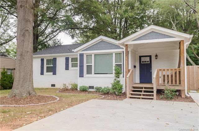 2231 Shamrock Drive, Charlotte, NC 28205 (#3556027) :: Robert Greene Real Estate, Inc.