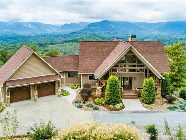 395 Golden Ridge Drive, Lake Lure, NC 28746 (#3556030) :: LePage Johnson Realty Group, LLC