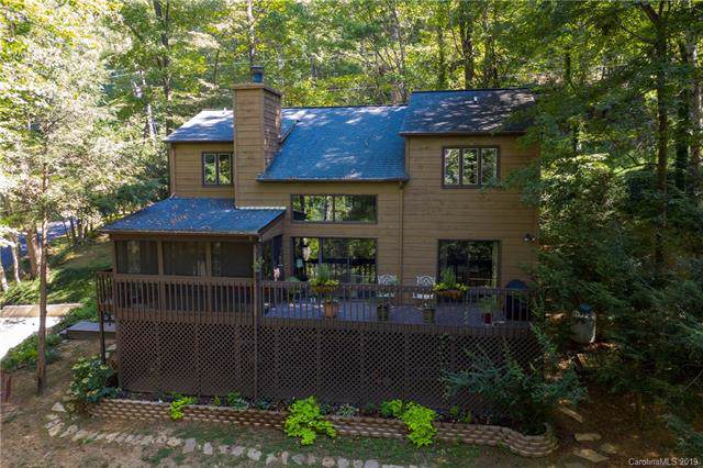 248 White Pine Drive, Lake Lure, NC 28746 (#3556127) :: Caulder Realty and Land Co.