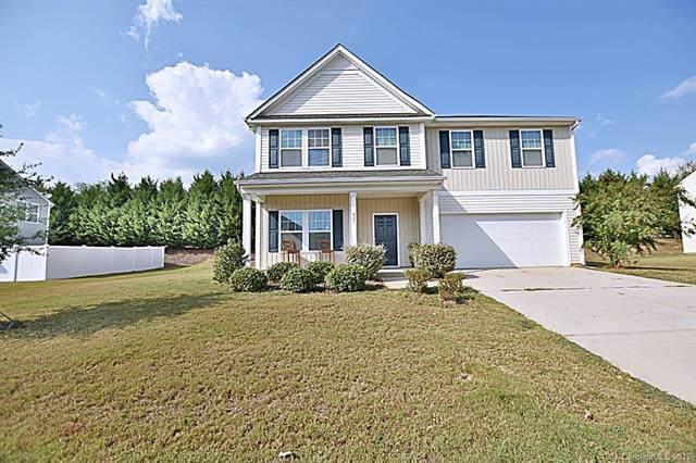 421 Melvista Avenue, Rock Hill, SC 29732 (#3556507) :: Robert Greene Real Estate, Inc.