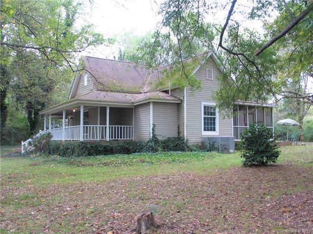 1757 Steel Hill Road, Van Wyck, SC 29744 (#3556940) :: Washburn Real Estate