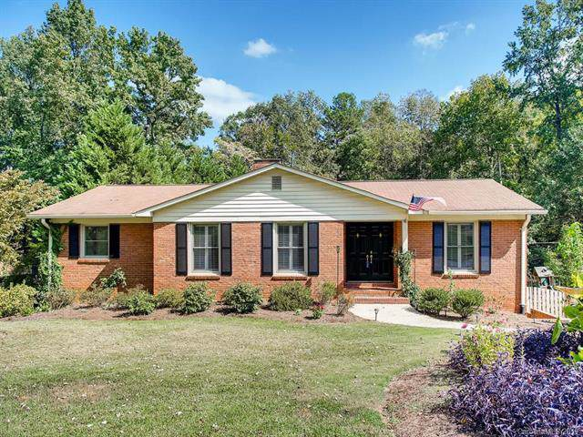 4423 Emory Lane, Charlotte, NC 28211 (#3556979) :: Stephen Cooley Real Estate Group