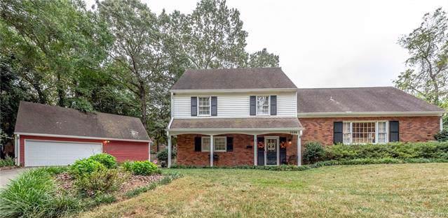 5520 Barnsley Place, Charlotte, NC 28209 (#3557516) :: High Performance Real Estate Advisors
