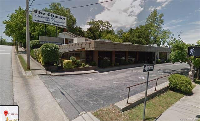 715 Church Street, Hendersonville, NC 28792 (#3557562) :: The Ramsey Group