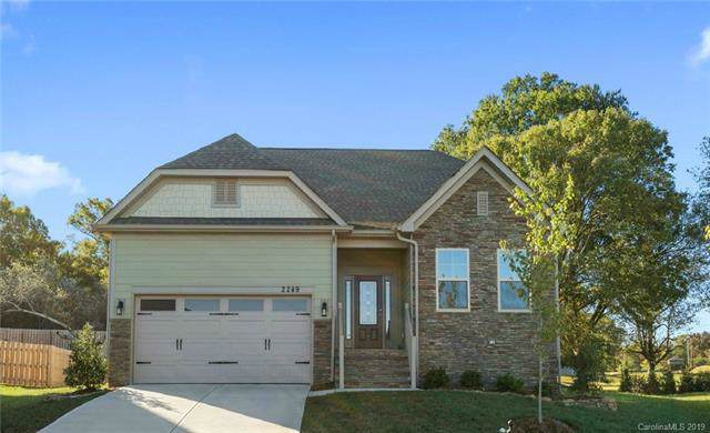 2249 Balting Glass Drive, Indian Trail, NC 28079 (#3557704) :: LePage Johnson Realty Group, LLC