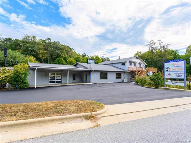 1446 Brevard Road, Asheville, NC 28806 (#3558178) :: Homes Charlotte