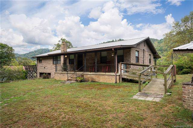 320 Creekmont Drive, Clyde, NC 28721 (#3558795) :: Keller Williams Professionals