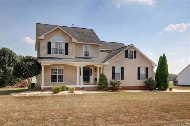 340 Chase Drive, Salisbury, NC 28147 (#3558797) :: High Performance Real Estate Advisors