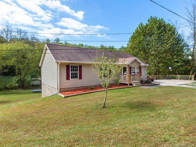 45 Mundy Cove Road, Weaverville, NC 28787 (#3558880) :: MartinGroup Properties