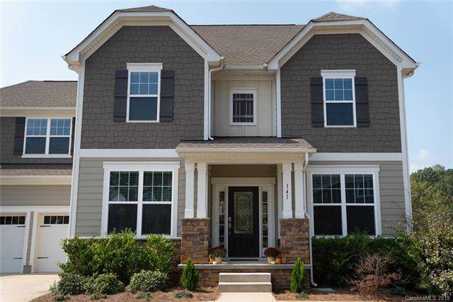 141 Yellowbell Road, Mooresville, NC 28117 (#3558953) :: Robert Greene Real Estate, Inc.