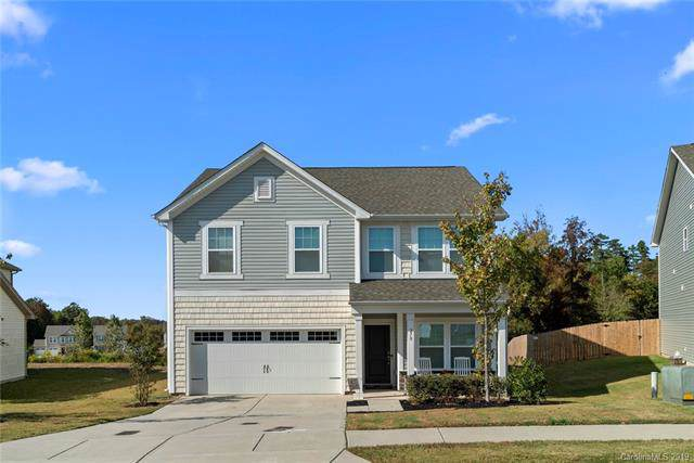 270 Whispering Hills Drive, Locust, NC 28097 (#3558992) :: The Ramsey Group