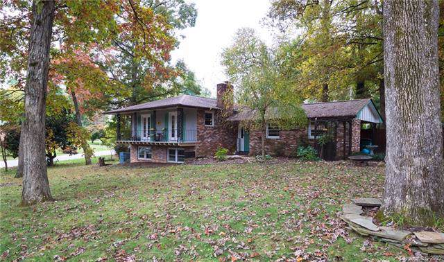 206 S Hillandale Drive, East Flat Rock, NC 28726 (#3559271) :: Keller Williams Professionals