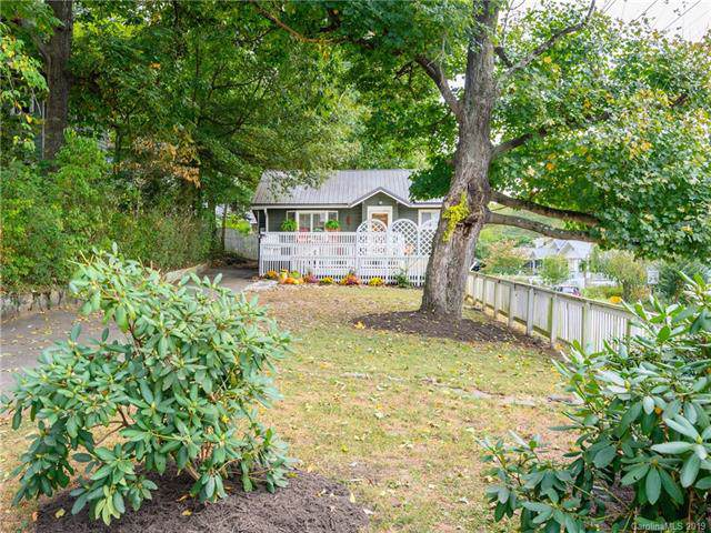 124 Evelyn Place, Asheville, NC 28801 (#3559278) :: Cloninger Properties