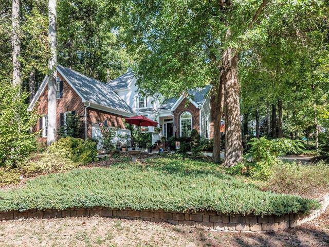 8615 Taybrook Drive, Huntersville, NC 28078 (#3559398) :: Odell Realty
