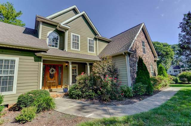 107 Berry Hill Drive, Hendersonville, NC 28791 (#3559714) :: Johnson Property Group - Keller Williams