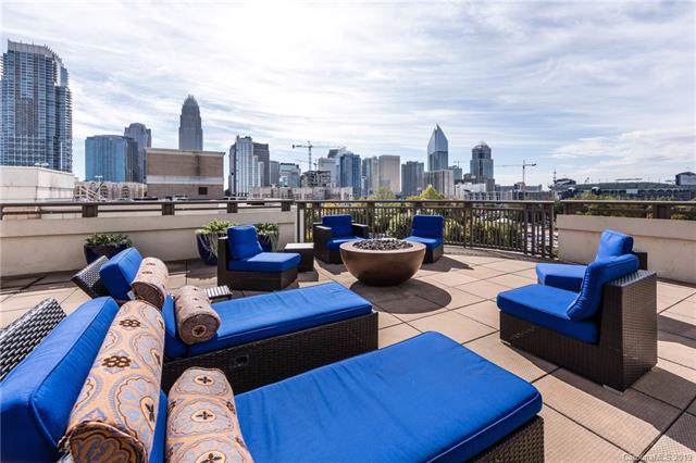 718 W Trade Street #604, Charlotte, NC 28202 (#3559755) :: The Ramsey Group
