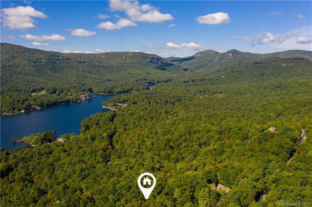 27 Hawk Mountain Road #27, Lake Toxaway, NC 28747 (#3559837) :: LePage Johnson Realty Group, LLC
