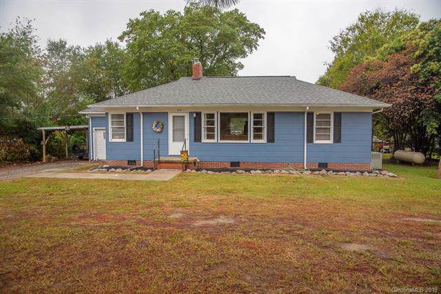 208 5th Street, Lilesville, NC 28091 (#3560127) :: MartinGroup Properties