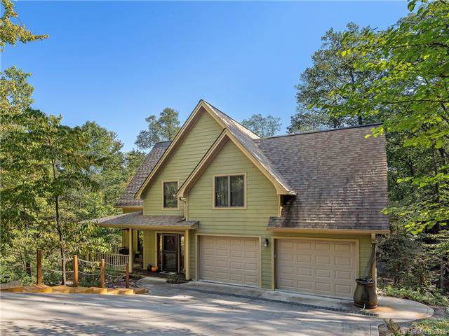 145 Hummingbird Court, Lake Lure, NC 28746 (#3560149) :: Team Honeycutt