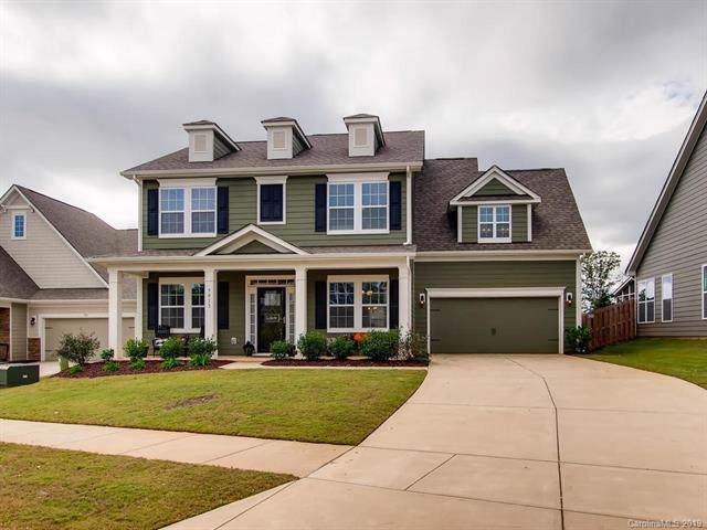 9015 Cantrell Way, Huntersville, NC 28078 (#3560246) :: Sellstate Select