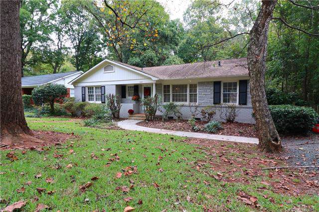6327 Rosecrest Drive, Charlotte, NC 28210 (#3560346) :: Stephen Cooley Real Estate Group