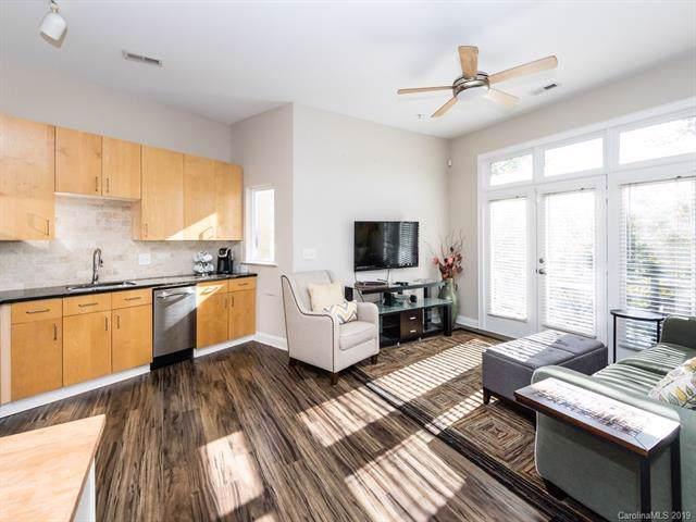 820 Garden District Drive #30, Charlotte, NC 28202 (#3560472) :: MartinGroup Properties