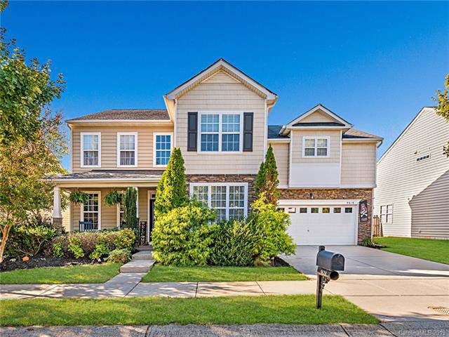 9618 Cheery Meadow Drive, Huntersville, NC 28078 (#3560524) :: Cloninger Properties