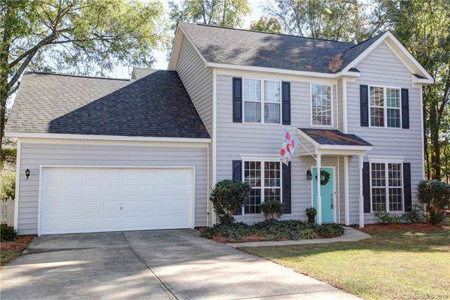 6101 Trevor Simpson Drive, Indian Trail, NC 28079 (#3561428) :: LePage Johnson Realty Group, LLC