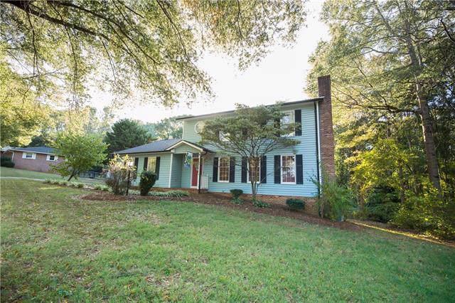 14 Northwood Circle, Taylorsville, NC 28681 (#3562043) :: Keller Williams Biltmore Village