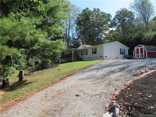 814 Hutch Mountain Road, Fletcher, NC 28732 (#3562072) :: Rowena Patton's All-Star Powerhouse