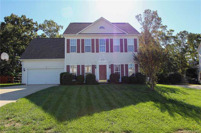 2023 Hollyhedge Lane #12, Indian Trail, NC 28079 (#3562939) :: Stephen Cooley Real Estate Group