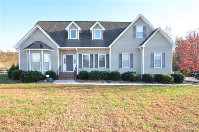 637 Luther Drive, Iron Station, NC 28080 (#3563424) :: Roby Realty