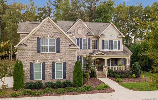 4004 Autumn Blossom Lane, Waxhaw, NC 28173 (#3564152) :: Besecker Homes Team