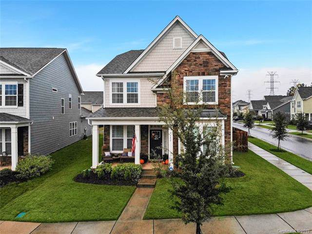 9602 Hyghbough Street, Huntersville, NC 28078 (#3564560) :: MartinGroup Properties