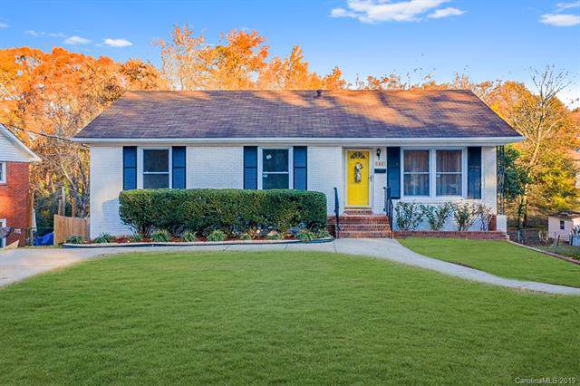 6801 Starcrest Drive, Charlotte, NC 28210 (#3564703) :: Stephen Cooley Real Estate Group