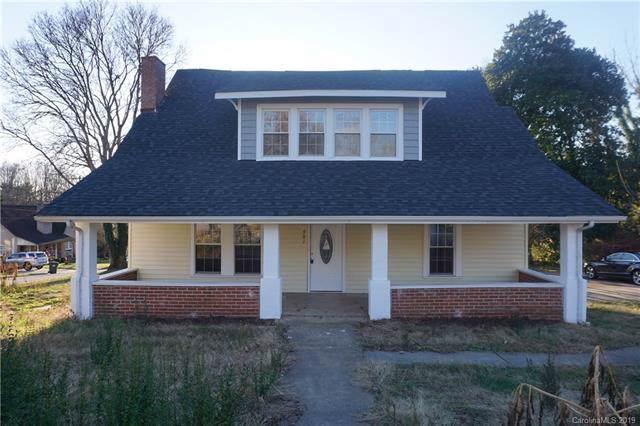 901 Trogdon Street, North Wilkesboro, NC 28659 (#3565417) :: Rinehart Realty