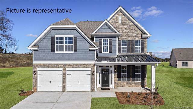 1530 Briarfield Drive NW #433, Concord, NC 28027 (#3566997) :: Keller Williams South Park