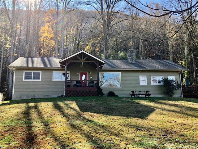 325 Echo Drive, Waynesville, NC 28786 (#3567258) :: Roby Realty