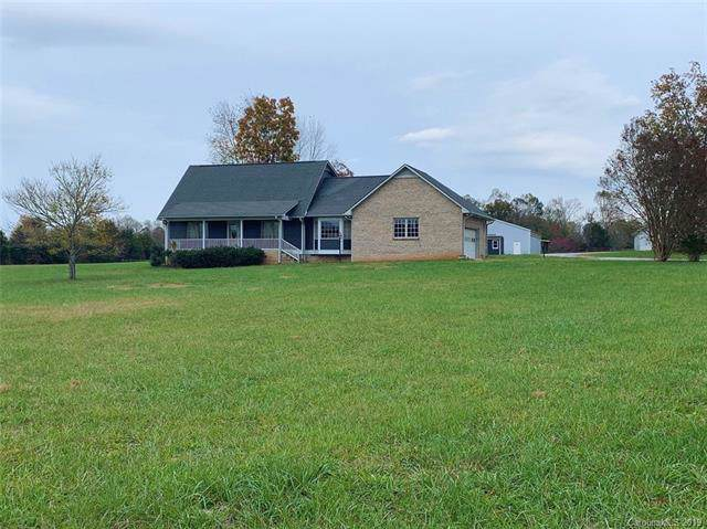 3475 Bear Poplar Road, Mt Ulla, NC 28125 (#3567422) :: Rinehart Realty
