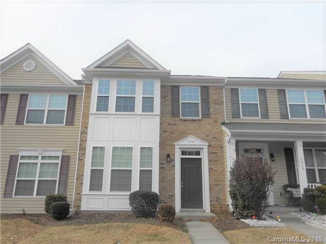1865 Aston Mill Place, Charlotte, NC 28273 (#3567515) :: BluAxis Realty