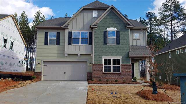 193 Falls Cove Drive #76, Troutman, NC 28166 (#3567745) :: LePage Johnson Realty Group, LLC