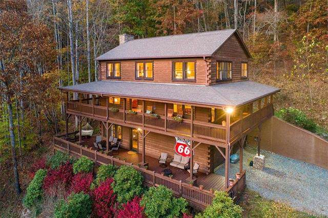 658 Native Wildflower Trail, Cullowhee, NC 28723 (#3567991) :: Roby Realty