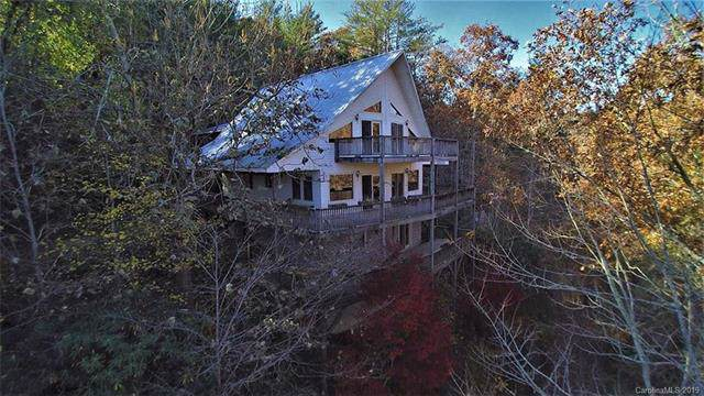 908 Lower Panther Creek Road, Almond, NC 28702 (#3568253) :: Roby Realty