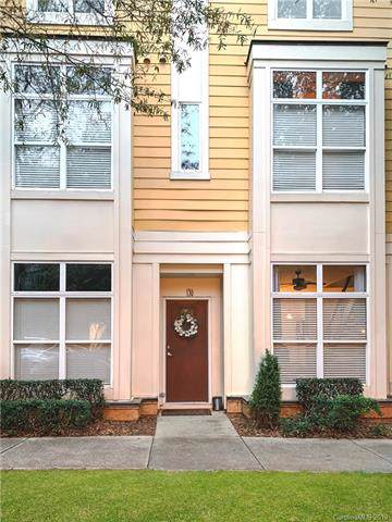2125 Southend Drive #136, Charlotte, NC 28203 (#3568558) :: Roby Realty