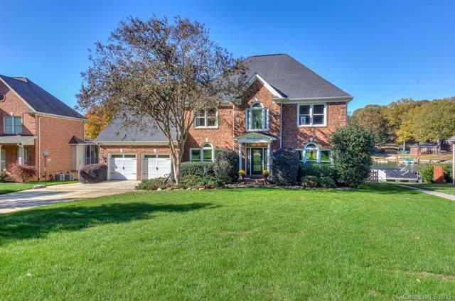 4081 Kiser Cove Lane, Terrell, NC 28682 (#3568847) :: Besecker Homes Team