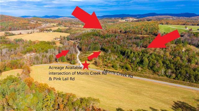 2584 Pink Lail Road, Granite Falls, NC 28630 (#3569383) :: Exit Realty Vistas