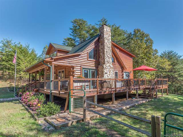 120 Sweetbriar Road N, Lake Lure, NC 28746 (#3570012) :: Keller Williams Professionals