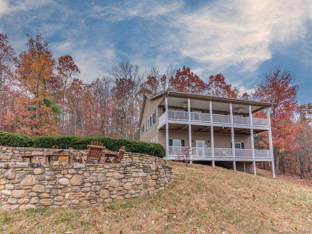 22 Autumn View Court, Bat Cave, NC 28710 (#3570155) :: Stephen Cooley Real Estate Group